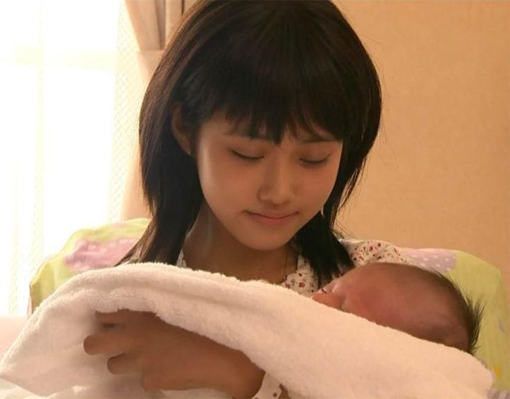 【画像】原菜乃華(はらなのか)の出産・キスシーン演技がすごい!ネクストブレイク女優